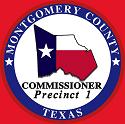 Montgomery County Precinct 1 Commissioner Robert C. Walker